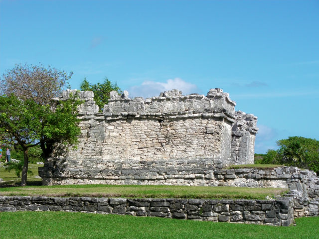 Tulum Ruins Riviera Maya Mexico Vacation Beautiful Paradise