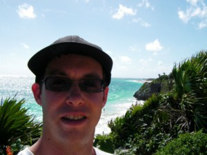Tulum White Sand Beach Riviera Maya Mexico Vacation Beautiful Paradise