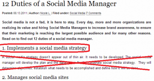 Excel Extract Numbered List From a Document - Social Media Manager