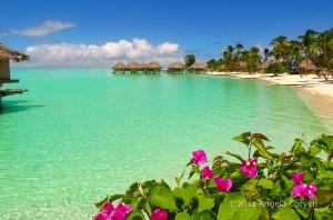 Bora Bora ~ Le Moana Intercontinental Resort